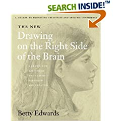 Betty Edwards   Drawing On the Right Side of the Brain