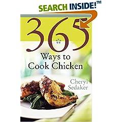 ISBN:0060578890 365 Ways to Cook Chicken by Cheryl    Sedeker