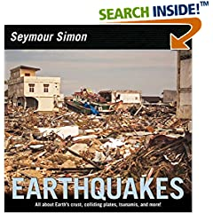 ISBN:0060877154 Earthquakes by Seymour    Simon