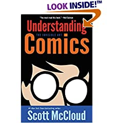 Understanding Comics cover