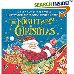 ISBN:0062089447 The Night Before Christmas by Clement    C. Moore and Mary    Engelbreit