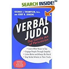 ISBN:0062107704 Verbal Judo by George 