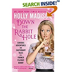 ISBN:0062372114 Down the Rabbit Hole by Holly 