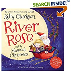 ISBN:0062697641 River Rose and the Magical Christmas by Kelly    Clarkson and Lucy    Fleming