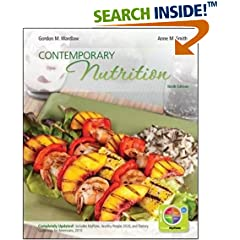 ISBN:0073402540 Contemporary Nutrition by Gordon 