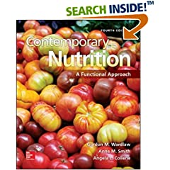 ISBN:0078021391 Contemporary Nutrition by Gordon 