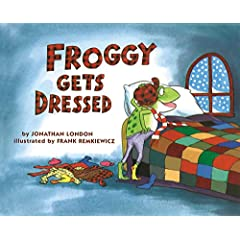 Froggy Gets Dressed (Froggy)