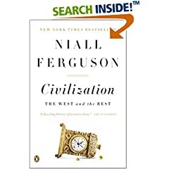 ISBN:0143122061 Civilization by Niall 