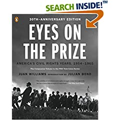 ISBN:0143124749 Eyes on the Prize by Juan    Williams and Julian    Bond