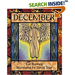 ISBN:0152014349 December by Eve    Bunting and David    Diaz