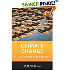 ISBN:0190250178 Climate Change by Joseph 