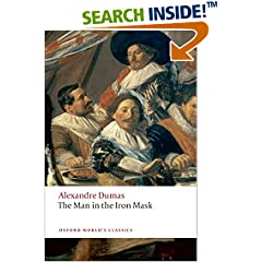 ISBN:0199537259 The Man in the Iron Mask (Oxford World's Classics) by Alexandre    Dumas and David    Coward
