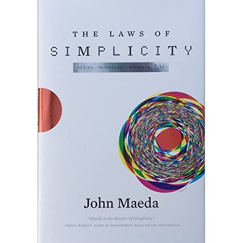 Cover von The Laws of Simplicity