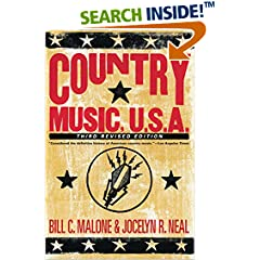 ISBN:0292723296 Country Music, U.S.A. by Bill    C. Malone and Jocelyn    R. Neal