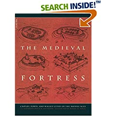 ISBN:0306813580 The Medieval Fortress by J.E. 
