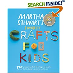 ISBN:0307954749 Martha Stewart's Favorite Crafts for Kids by Editors 