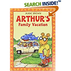 ISBN:0316109584 Arthur's Family Vacation by Marc 