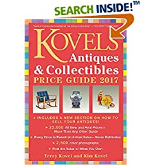 ISBN:031631532X Kovels' Antiques and Collectibles Price Guide 2017 by Terry    Kovel and Kim    Kovel