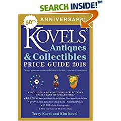 ISBN:0316471941 Kovels' Antiques and Collectibles Price Guide 2018 by Terry 