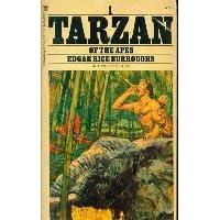 Tarzan Cover Art