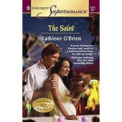 The Saint by Kathleen O'Brien