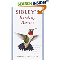 ISBN:0375709665 Sibley's Birding Basics by David    Allen Sibley