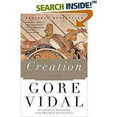 ISBN:0375727051 Creation by Gore    Vidal