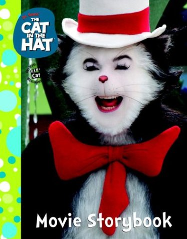 Cat In The Hat Movie Cover. Title: The Cat in the Hat