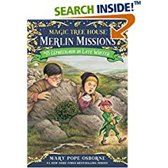ISBN:037585651X Leprechaun in Late Winter (Magic Tree House (R) Merlin Mission) by Mary    Pope Osborne and Sal    Murdocca