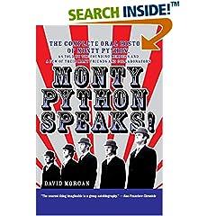 ISBN:0380804794 Monty Python Speaks by David    Morgan