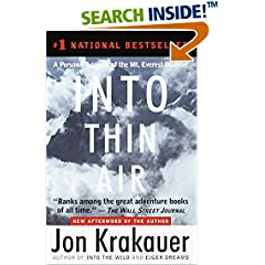 ISBN:0385494785 Into Thin Air by Jon 