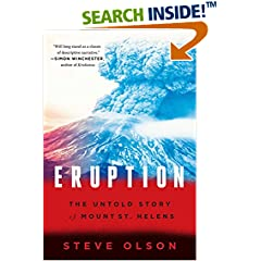 ISBN:0393353583 Eruption by Steve    Olson