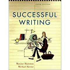 Maxine Hairston and Michael Keene: Successful Writing