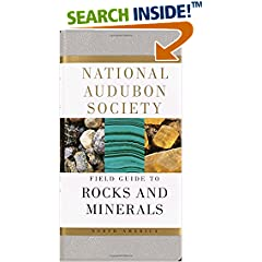 ISBN:0394502698 National Audubon Society Field Guide to Rocks and Minerals by National 