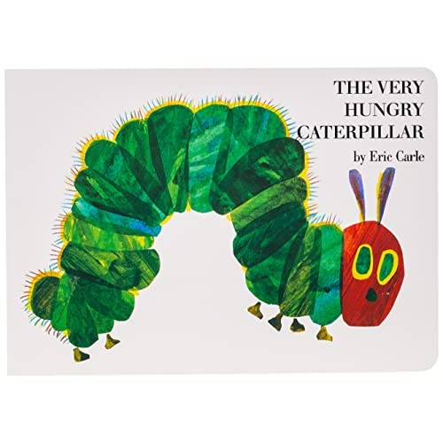 The Very Hungry Caterpillar Board Book