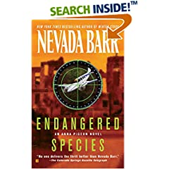 ISBN:0425226859 Endangered Species (Anna Pigeon) by Nevada 