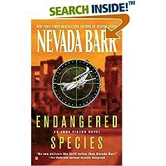ISBN:0425226859 Endangered Species (Anna Pigeon) by Nevada    Barr