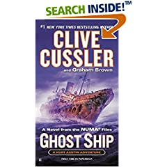 ISBN:0425275140 Ghost Ship (The NUMA Files) by Clive    Cussler and Graham    Brown