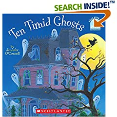 ISBN:0439158044 Ten Timid Ghosts (Read With Me Paperbacks) by Jennifer 
