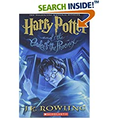 ISBN:0439358078 Harry Potter And The Order Of The Phoenix by J.K. 