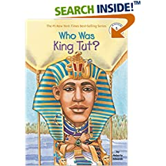ISBN:0448443600 Who Was King Tut? by Roberta    Edwards and True    Kelley