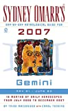 Sydney Omarr's Day-by-day Astrological guide for 2007 Gemini (Sydney Omarr's Day By Day Astrological Guide for Gemini)