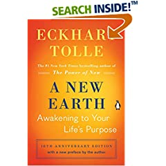 ISBN:0452289963 A New Earth by Eckhart    Tolle