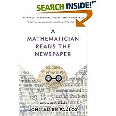 ISBN:0465089992 A Mathematician Reads the Newspaper by John    Allen Paulos