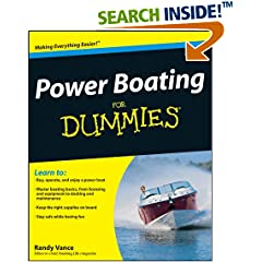 ISBN:0470409568 Power Boating For Dummies by Randy    Vance