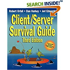ISBN:0471316156 Client/Server Survival Guide, 3rd Edition by Dan 