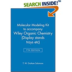 ISBN:0471362719 Molecular Visions Organic Model Kit with Molecular Modeling Handbook by T. 