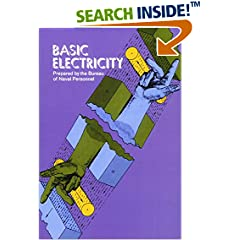 ISBN:0486209733 Basic Electricity (Dover Books on Electrical Engineering) by Bureau    of Naval Personnel