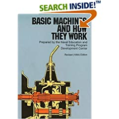 ISBN:0486217094 Basic Machines and How They Work by Naval    Education And Training Program