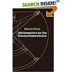 ISBN:0486248232 Mathematics for the Nonmathematician by Morris    Kline